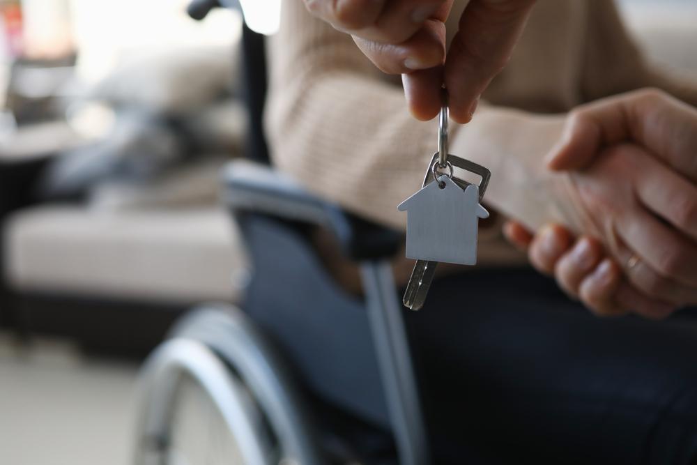 Indemnisation victime handicap frais de logement adapté et acquisition d'un logement